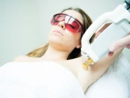 Laser and RF treatments